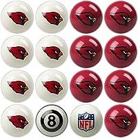 Imperial Oficial de Equipo de NFL Home VS. Away/bolas de billar de billar, Set completo de bola de 16