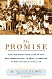 The Promise, Oral Lee Brown and Caille Millner, 0385511477