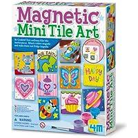 Arte con mini azulejos magnéticos