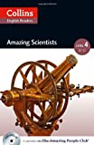 img - for Collins Elt Readers   Amazing Scientists (Level 4) (Collins English Readers) book / textbook / text book