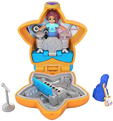 Polly Pocket Tiny Pocket World, Shani (Pocket Supplies Polly Party)