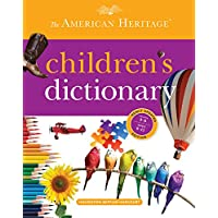 Houghton Mifflin 1472087 American Heritage Childrens Dictionary, Hardcover, 2016, 896 Pages