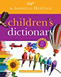 Houghton Mifflin 1472087 American Heritage Children's Dictionary, Hardcover, 2016, 896 Pages