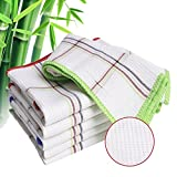 Best Dust Rags - Bamboo Dish Cloths Quick Dry Kitchen Rags Review