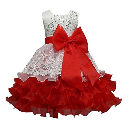 bas prix 0c9c9 0d177 Robe Fille, Morwind Noeud Papillon Belt Robe Princesse Fille ...