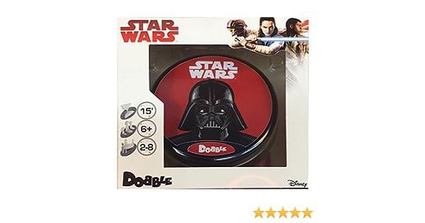 Asmodee – Dobble Card Game Star Wars (ade0dob05es)