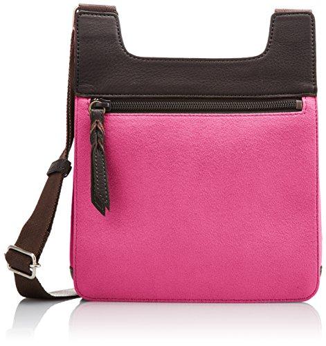 ITOYA Ecsaine Shoulder Bag Medium Pink by ITOYA