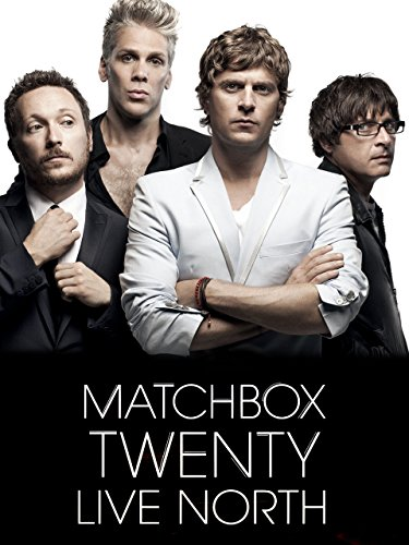 MATCHBOX TWENTY LIVE NORTH