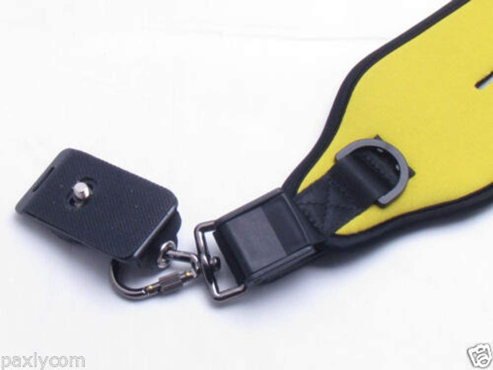 Green Thick Quick Rapid Single Shoulder Sling Neck Padded Strap Belt for Camera SLR//DSLR Nikon Canon Sony