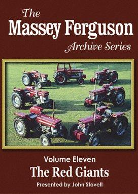 Ferguson Farm Tractors (Massey Ferguson Archive Series Volume 11 the Red Giants DVD)