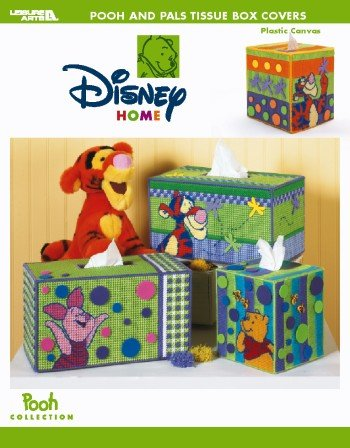 (Pooh and Pals Tissue Box Covers (Leisure Arts #3407))