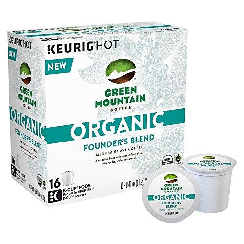 Mountain Coffee Organic Founders Medium