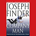 Company Man Audiobook by Joseph Finder Narrated by Scott Brick
