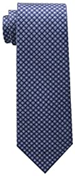 Tommy Hilfiger Men\'s Core Micro Tie, Navy, One Size
