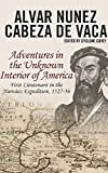 img - for Cabeza de Vaca's Adventures in the Unknown Interior of America book / textbook / text book