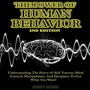 Human Behavior Power Hörbuch