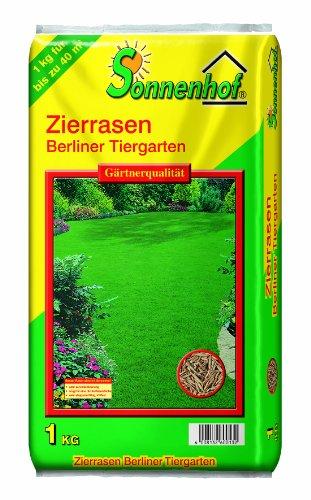 Rasensaat 1Kg Berliner Tiergarten für bis zu 40m²