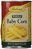 Roland Whole Baby Corn, 15 oz