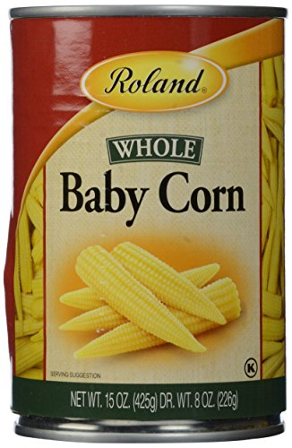 Baby Corn (Roland Whole Baby Corn, 15 oz)
