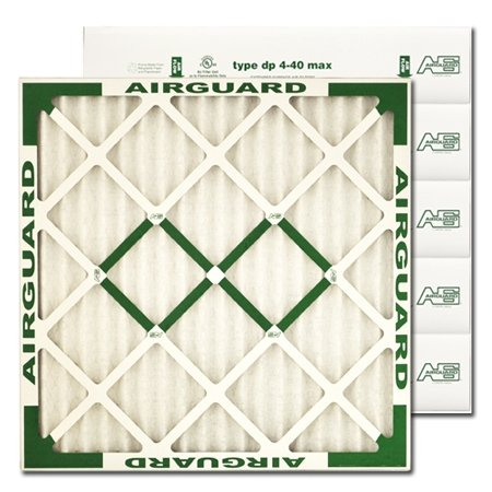 "Airguard Air Guard 24"" X 24"" X 4"" DP-40 Max Pleated Filter"