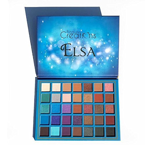 Elsa 35 Color Elsa Eyeshadow Palette By Beauty Creation ()