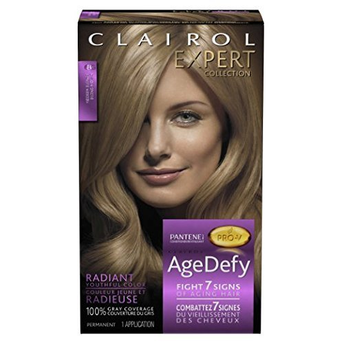 Clairol Age Defy Med Blnd Size 1kit Clairol Age Defy Medium Blonde #8 1kit hot sale