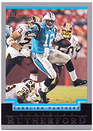 b9ac8b138 Rod Rutherford 2004 Bowman Rookie  271 - Carolina Panthers at ...