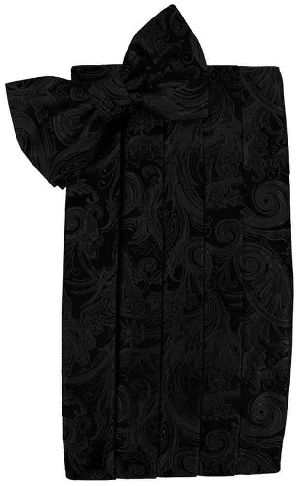 Cardi Paisley - Tapiz para hombre - negro - talla única: Amazon.es ...