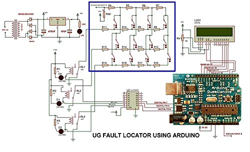 Underground Cable Fault Detector Using Microcontroller Epub
