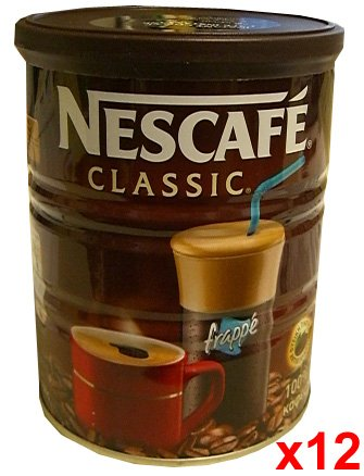 Nescafe Instant Coffee, CASE, 12x200g by Nestle