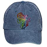 Tommery Unisex Allman Brothers Band Hip Hop Baseball Caps