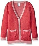 #10: Gymboree Little Girls' Long Sleeve V-Neck Ribbed Cardigan