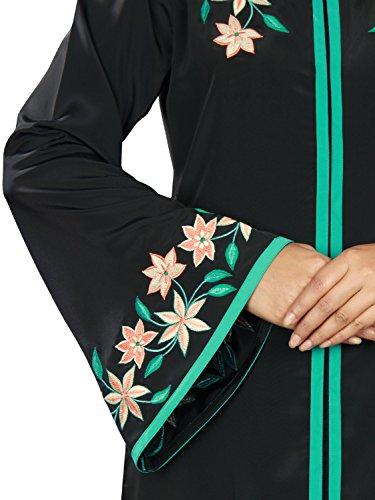 Online Abaya vorne Frauen offen MyBatua Graceful dwaXIXx