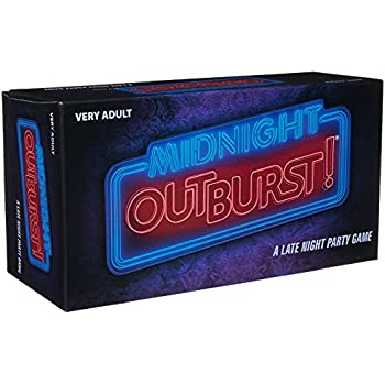 Midnight Outburst - A New Party Game From the Creators of Taboo