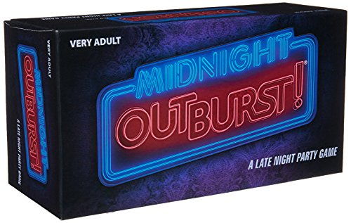 Midnight Outburst - A New Party Game from The Creators of Taboo -