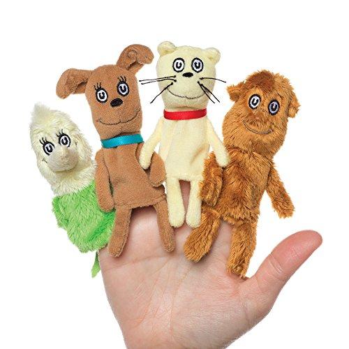 Manhattan Toy Should Finger Puppet