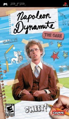 Amazon Napoleon Dynamite Sony Psp Video Games