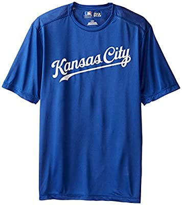 MLB WordMark Short sleeve Synthetic Tee