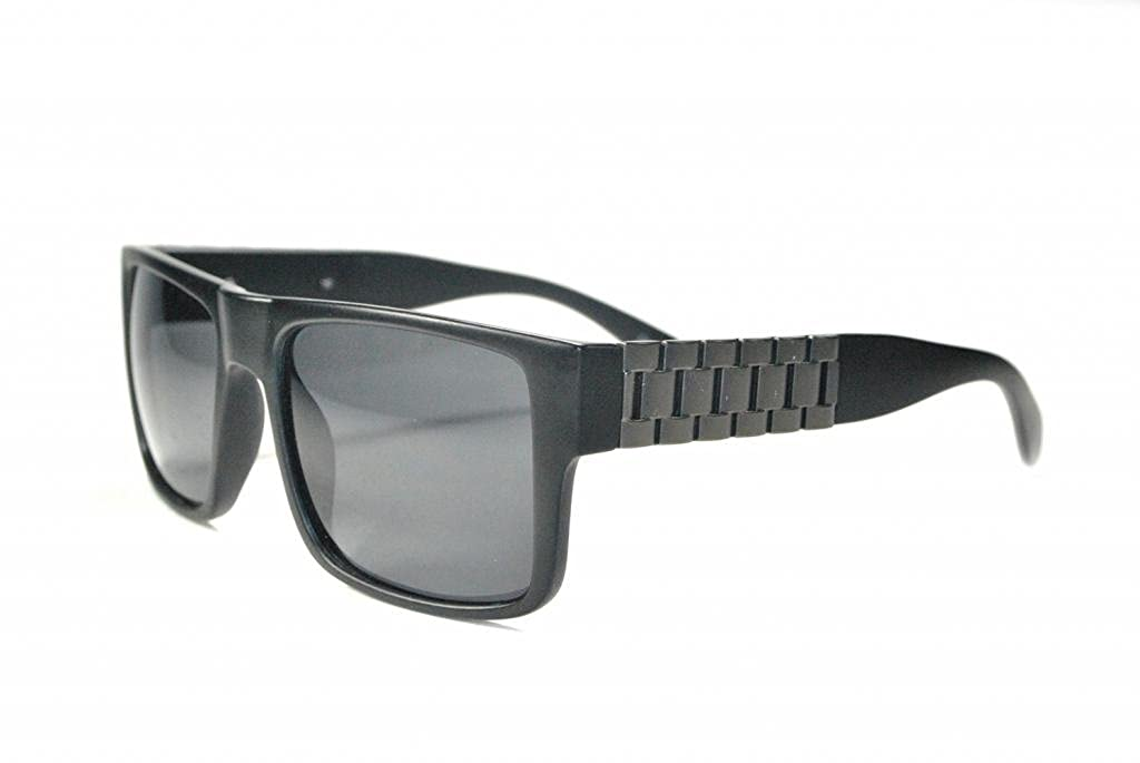 One Stop Discount Shop Squared Fashionista Temple Design Sunglasses