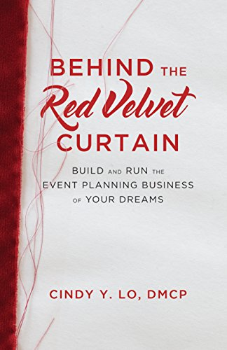 Amazon behind the red velvet curtain build and run the event behind the red velvet curtain build and run the event planning business of your dreams fandeluxe Image collections