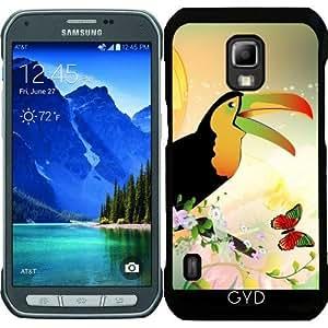 Funda para Samsung Galaxy S5 Active - Tucán Divertido by nicky2342