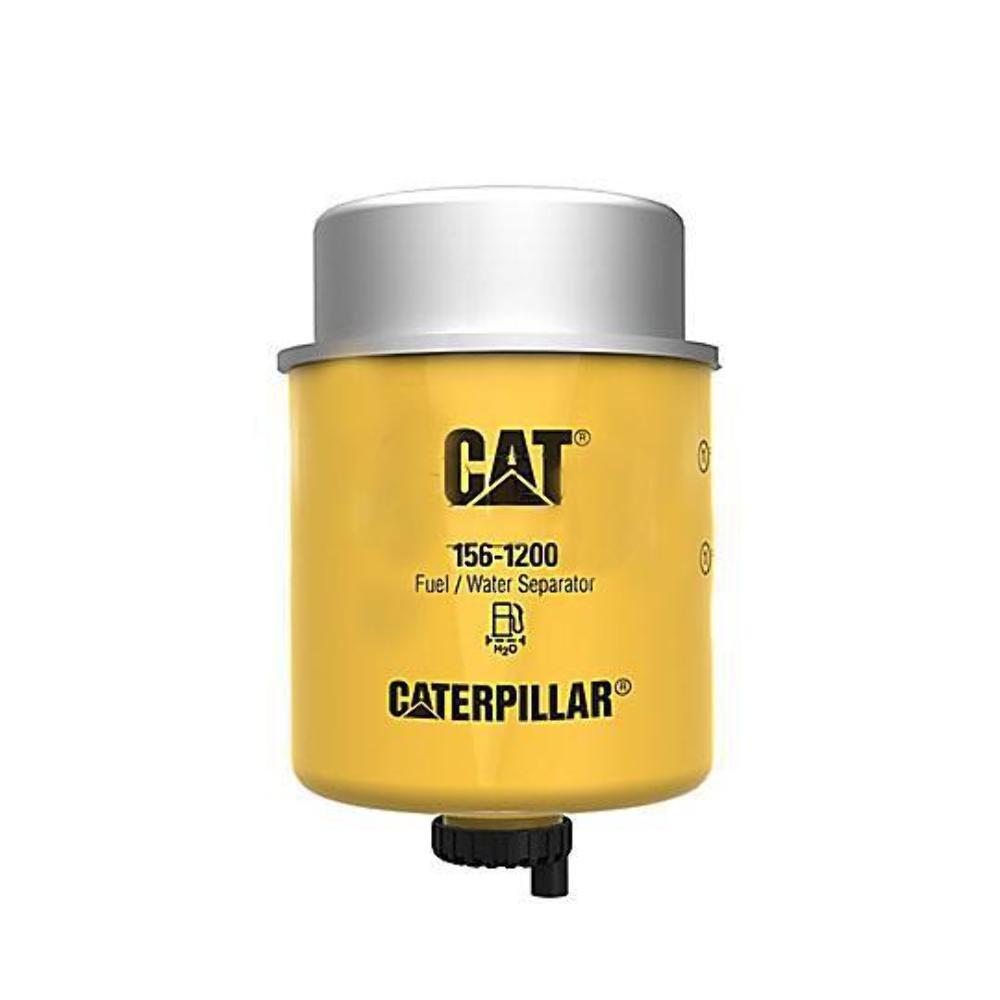 Caterpillar 1561200 156 1200 Fuel Water Separator Compact Filters Separators Advanced High Efficiency Automotive