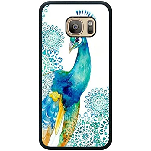 Minffc Unique With Beautiful Animal Drawing Protective Case Cover For Samsung Galaxy S7 Sales