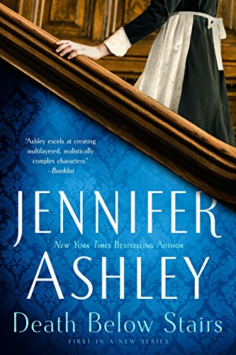 Death Below Stairs (A Below Stairs Mystery) by [Ashley, Jennifer]