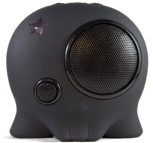 Boombotix Boombot2+ Ultraportable Speaker (Black)