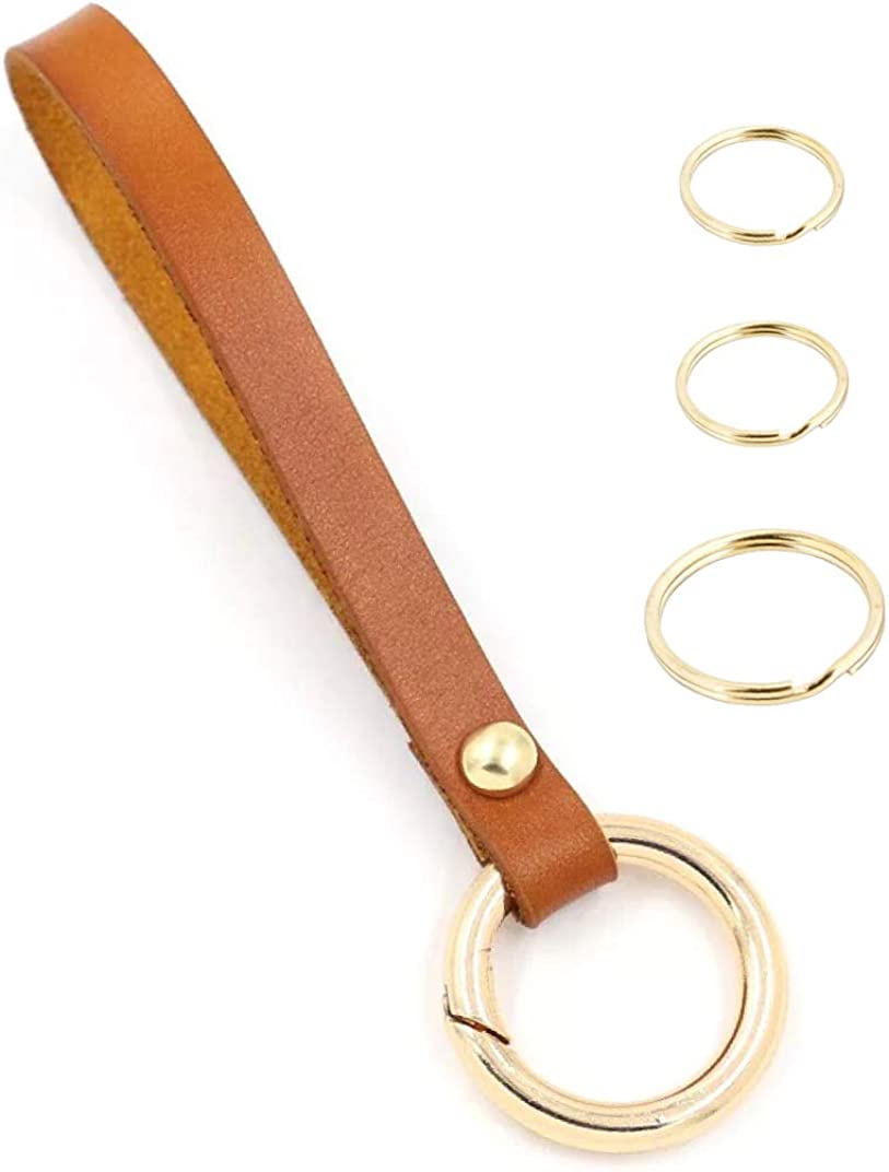 Hand Embroidered Love Keychain for Women Keychain Wristband Wristlet Strap