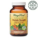 MegaFood, Prostate Strength, Supports Healthy Urinary Function in Men, Multimineral and Herbal Supplement, Vegan, 60 Tablets (30 Servings) (FFP)