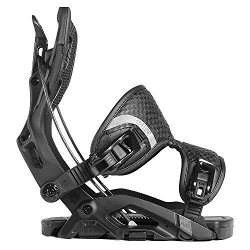 Flow Fuse Hybrid Snowboard Bindings 2018 - Men's