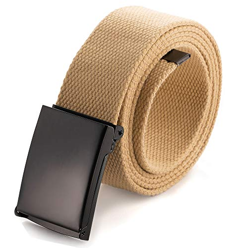 Cut To Fit Canvas Web Belt Size Up to 52