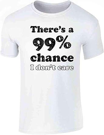 Nonbranded - Camiseta graciosa de manga corta con diseño gráfico de texto